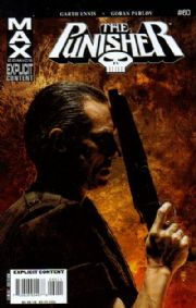 Punisher #60 (2008) Marvel Max comic book